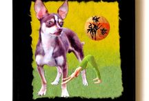 For the Love of Chihuahuas... / Friday COTM Treasury, 7/12/13