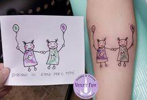 Tatuaggi Mamme