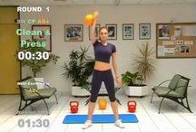 Kettlebell - Workout