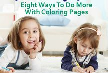 Coloring Pages / Print and color!