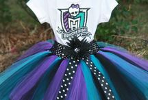Alana's Monster High Party 2014