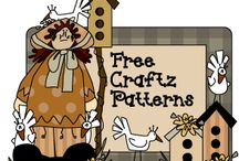 Crafts - Patterns & Tutes