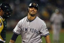 NY Yankees Baseball / There is nothing better than Yankees Baseball! Bring it on and let's get 28!