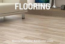 Fabulous Flooring / Wood, Tile, Carpet...we love it all!