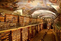 Libraries Around the World / amazing libraries
