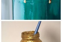 Decorative mason jars