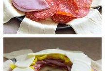 Receitas de culinária