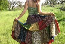 Gonne e abiti in patchwork / Patchwork