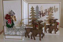 SU Santas sleigh