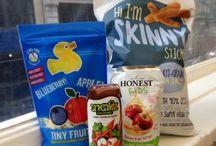 Snack Healthy / by Stephanie Seljeskog