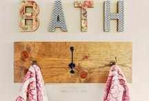 Kids Bathroom / by elisa vita