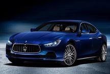 Ghibli / #Maserati #Ghibli