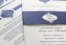 Ceremony (Pistachio Designs) / http://www.pistachiodesigns.co.za/stationery/