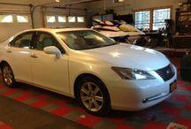 2009 Lexus ES 350 - $21,000 /  Make:  Lexus Model:  ES 350 Year:  2009 Body Style:  Sedan Exterior Color: White Interior Color: Beige/Tan Doors: Four Door Vehicle Condition: Excellent   Phone:  315-244-2755   For More Info Visit: http://UnitedCarExchange.com/a1/2009-Lexus-ES%20350-75503142410