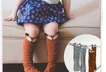 skarpetki i rękawiczki dla dzieci
