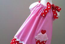 Vestidos de niña pequeña