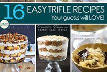Receitas trifle
