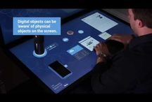 Videos To Inspire / A collection of concepts and projects that showcase the limitless possibilities of multitouch in our future.