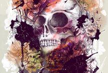 Cráneos y calaveras