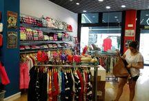 Fotos de la Tienda / Fotos de la tienda de la calle Andrés Mellado Nº33 de Madrid.