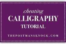 Callygraphy