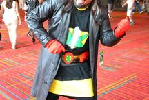 Bluntman Cosplay / by Cosplayers' Concoctions