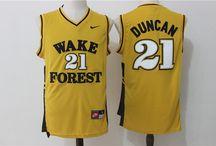 cheap wholesale NCAA Wake Forest jerseys