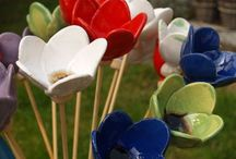 Ceramic Garden / Anything for the garden in pottery and ceramic