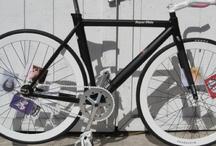 wheels / Bikes / by Amadea Ng