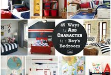 Decorating A Boy's Room