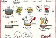 drawing recipes
