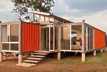 Container homes & bunkies