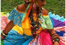 | Afro Panama |