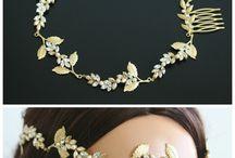 Wedding Hair / Headpieces