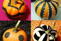 Pumpkin Projects / Get festive this year with some of the coolest pumpkin projects and pumpkin crafts around!