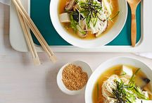 Asian Food / I love to cook with and Asian influence