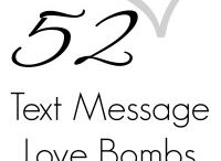 Text messages for hubby