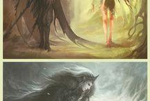 myths / by Kelley Marks