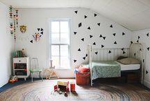 Bedroom Space / Kids