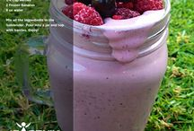 Awesome Shake Recipes