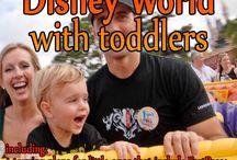 Disney Trip 101 / Toddler Friendly
