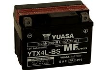 Batería de moto Yuasa