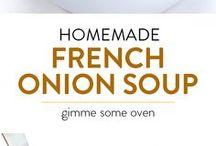 Soup glorious soup....