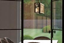 Deur / Glazen deur