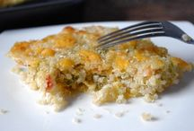 Gluten Free Breakfast/Entrees/Misc. / by Lindsey Pitts