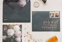 INVITED / Our favorite invitations.