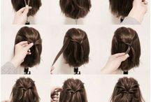 saç sekli