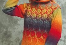 Kauni knitting / Kauni inspirasjon