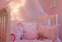 Molly's princess bedroom