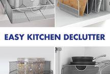 Operation Declutter! / by Tonita Alexander